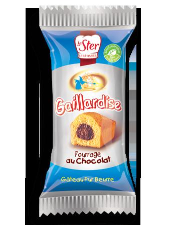 Gaillardise chocolat