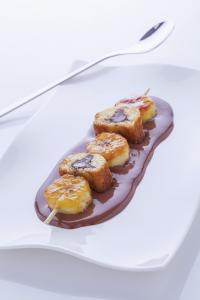 Brochette Banane