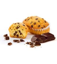 Cake Rocher aux pépites de chocolat